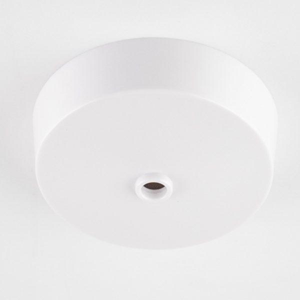 deckenbaldachin duroplast bakelit weiß anschlussblock