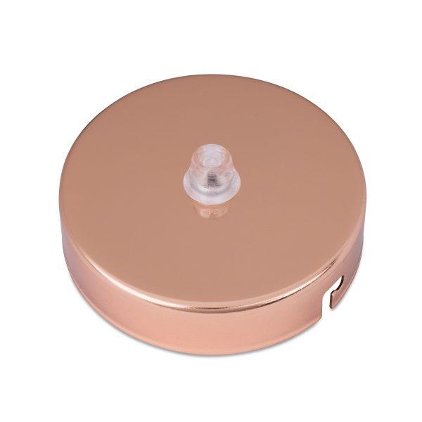 deckenbaldachin lampen baldachin eisen metall kupfer einem auslass bajonettverschluss