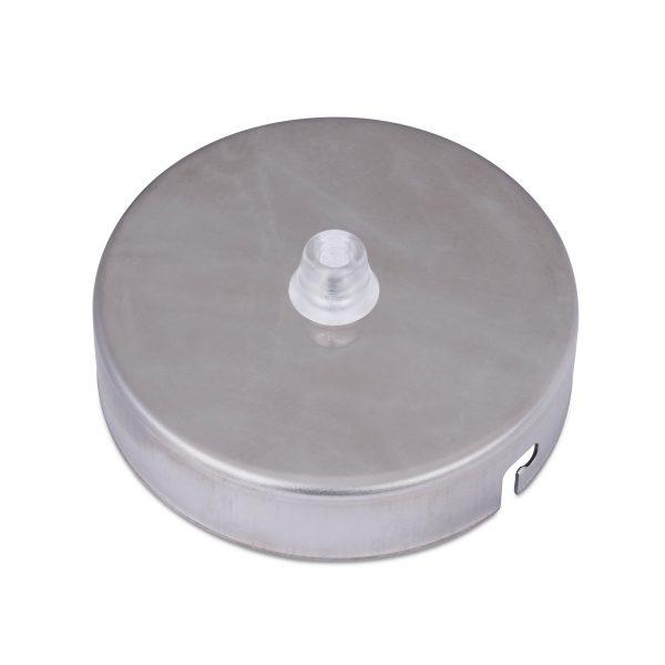 deckenbaldachin lampen baldachin eisen metall poliert zugentlastung einem auslass bajonettverschluss