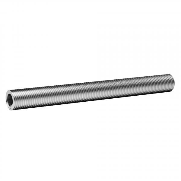 Gewinderohr M10x1, Länge 100mm, verzinkt