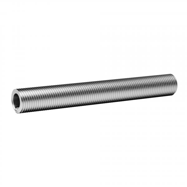 Gewinderohr M10x1, Länge 80mm, verzinkt