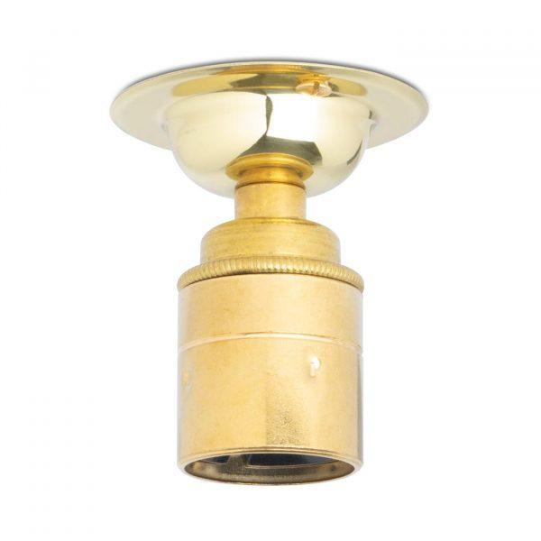 Deckenlampe aus Messing Gold mit Vintage-Design, Relight Bacon